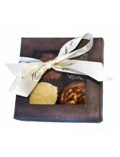 Кутийка с 4 бр. бонбони асорти