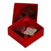 Кутийка с 2 бр. бонбони