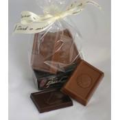Шоколадови плочки с пълнеж