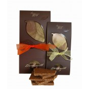 Млечен шоколад със сусам - 100 гр.