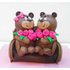 Шоколадови мечета на диван