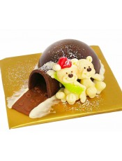Шоколадови мечета с иглу