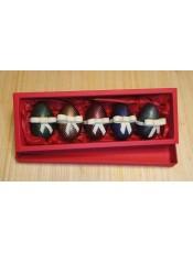 Кутия с 5 бр. шоколадови яйца