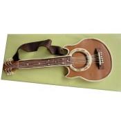 Шоколадова китара - класическа