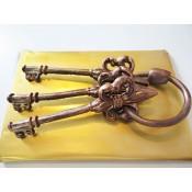 Връзка с шоколадови ключове