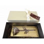 Шоколадова роза в кутия