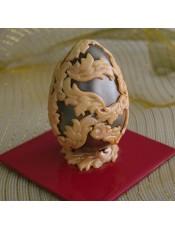 Шоколадово Великденско яйце, тип Барок