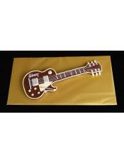 Шоколадова китара - електрическа