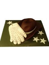 Шоколадова ръкавица и шапка - Майкъл Джексън