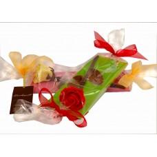 Шоколадова роза