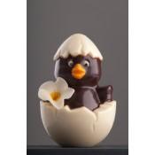 Шоколадово пате в яйце