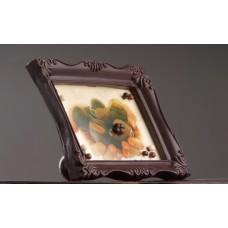 Шоколадова рамка със снимка на клиента