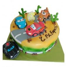 Колите - Макуин (Cars - McQueen)